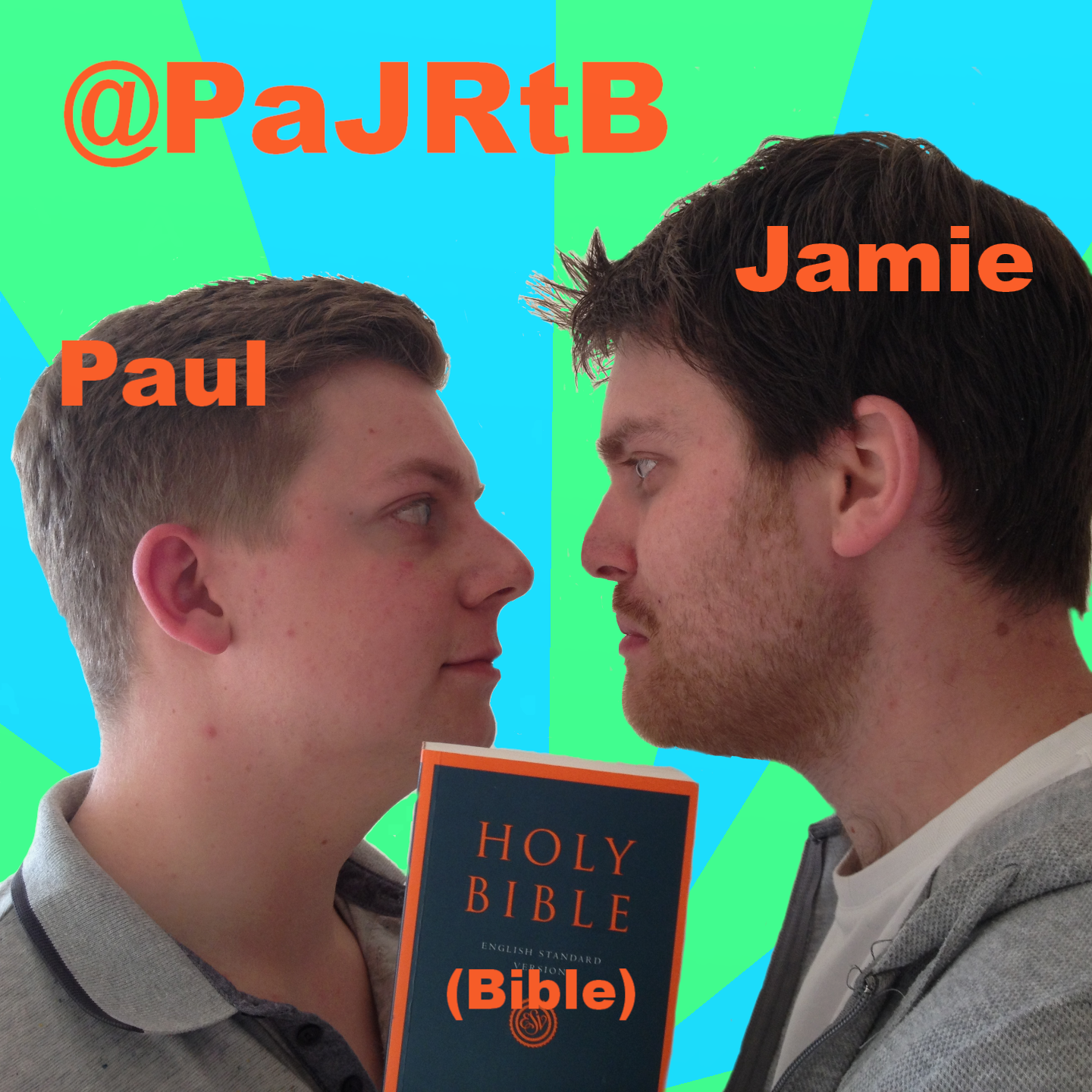 Paul and Jamie Read the Bible